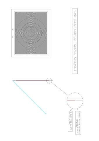 File:9 MUMA SOLAR COOKER FRESNEL LENS ASSEMBLY.jpg