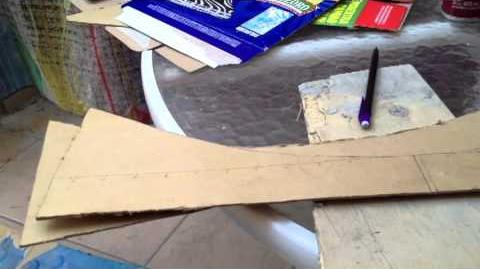 30.2 Part 1 How to build a solar device to boil water using the sun, cardboard and tin foil