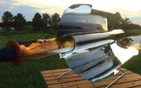 Go Sun cooker, 4-25-16