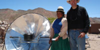 Cocinas Solares para el Desarrollo