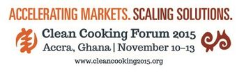 Clean Cooking Forum 2015