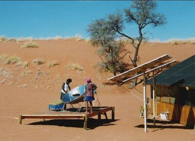 NaDEET Solar Deck 2008