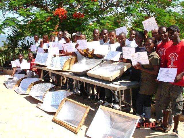 File:Mozambique Association for Urban Development course graduates.jpg