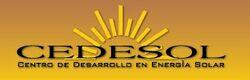 CEDESOL logo, 5-12-14