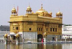 Golden Temple, Punjab, India 3-19-12