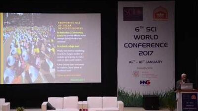 Sharat Chand - Solar Energy Related Curriculum for Schools in India
