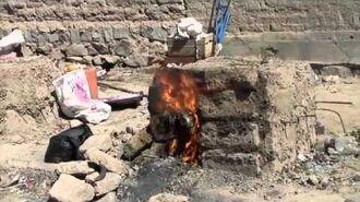 Proyecto cocinas solares en Bolivia