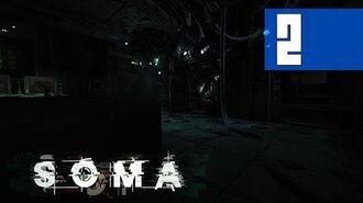 SOMA 2 - Site Upsilon, Shuttle Station Walkthrough PC HD