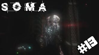 SOMA - PART 13 - I HATE THE OCEAN!!!