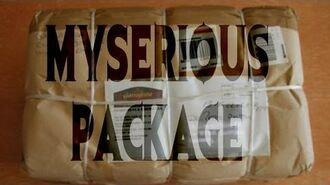 """""""I Received a Mysterious Package in the Mail"""" reading by Mr. Creepypasta"""
