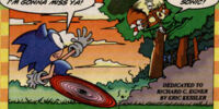 Archie Sonic the Hedgehog Issue 39