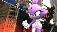 Sonic Generations Blaze 3