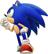 Sonic Jump - Sonic the Hedgehog Story