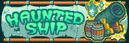 Haunted Ship Logo