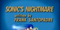 Sonic's Nightmare