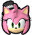 Sonic Runners Gothic Amy Icon