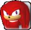 Knuckles icon (Mario & Sonic 2008)