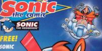 Sonic the Comic Issue 46
