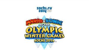 Groove Pipe Snowboard (Mushroom Bridge) - Mario & Sonic at the Sochi 2014 Olympic Winter Games Music