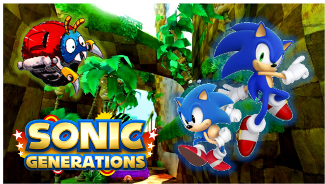 File:Wallpaper 1 - Green Hill, Sonic Generations.png