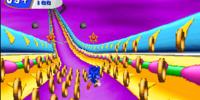 Special Stage (Sonic 3D Blast)