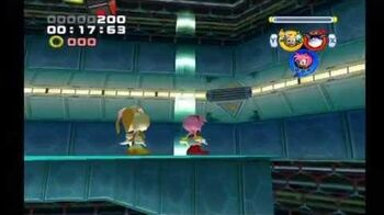 Sonic Heroes Power Plant (Team Rose)