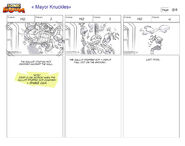 Mayor Knuckles storyboard 4
