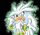 Silver the Hedgehog (Pre-Super Genesis Wave)/Gallery