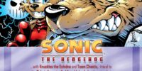 Archie Sonic the Hedgehog Issue 140