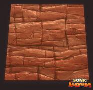 Cliff texture