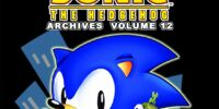 Archie Sonic Archives Volume 12