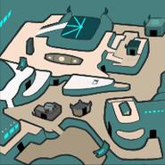 Zoah Colony Mini map
