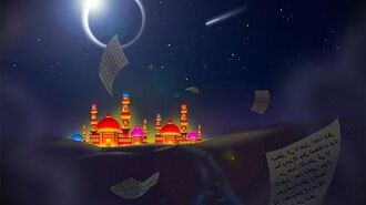 "ᴴᴰ ""Arabian Nights"" from Sonic & the Secret Rings art time-lapse 1080p"