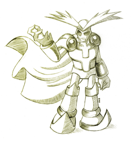 File:Freedom Planet Brevon Sketch.png