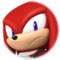 Sonic Free Riders - Knuckles Icon