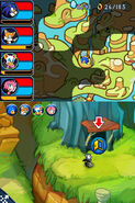 T0049 Sonic Chronicles The Dark Brotherhood Nintendo20DS