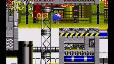 Sonic the Hedgehog 2 Chemical Plant Act 1