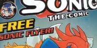 Sonic the Comic Issue 213