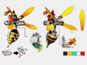 Buzzer concept art colors