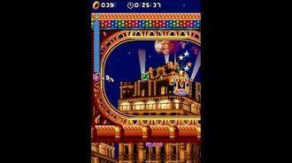 DesMuMe Sonic Rush Night Carnival Act 2 - Blaze, 1080p 60FPS