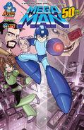 Mega Man -50 (variant 4)