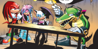 Archie Sonic the Hedgehog Issue 165