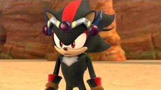 Sonic Boom Shattered Crystal - 60FPS Gameplay - Part 9 Shadow Race (3DS)
