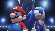 Mario & Sonic at the Olympic Winter Games - Opening - Screenshot 4