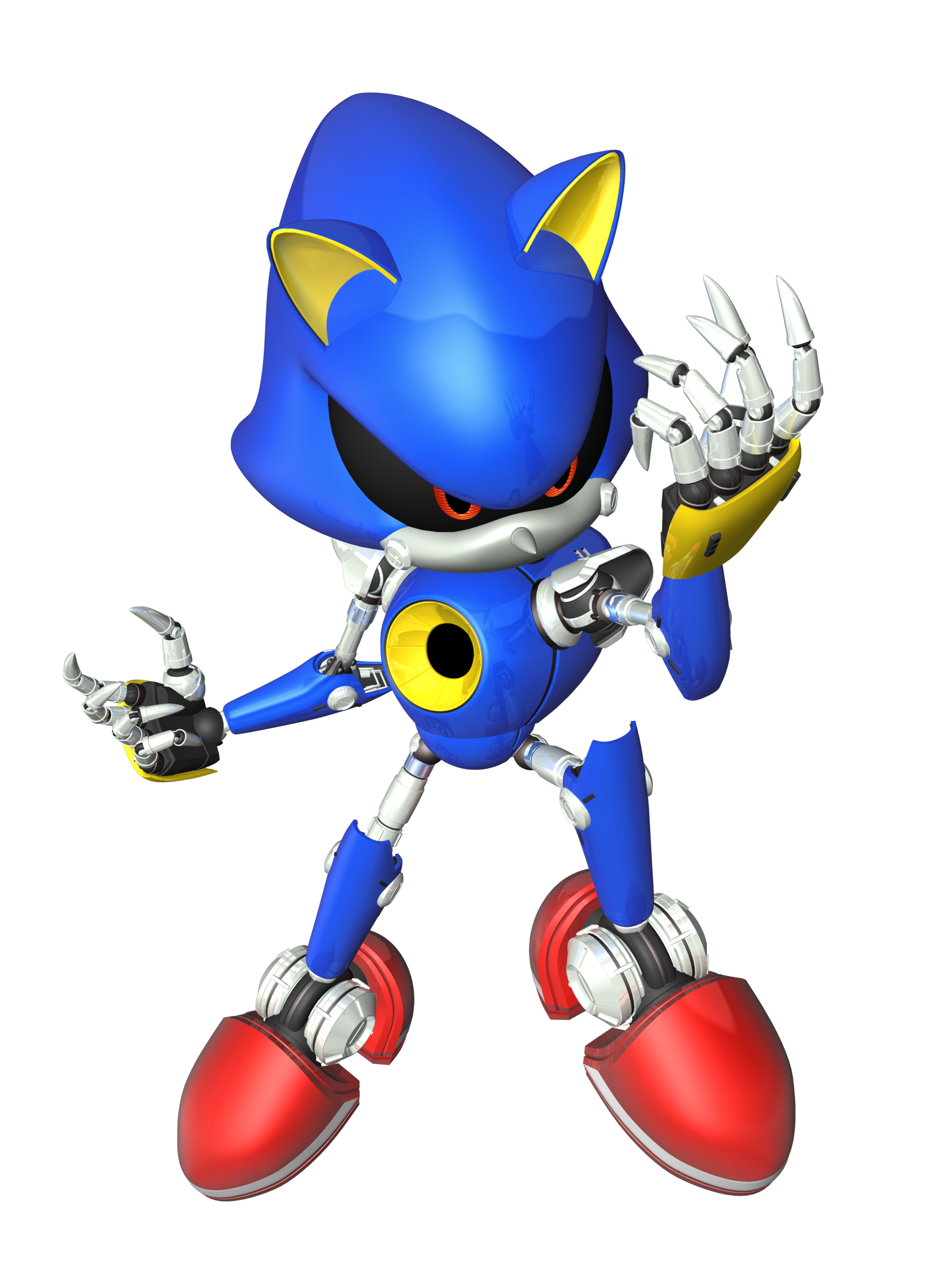 Metal Sonic | Sonic News Network | Fandom powered by Wikia