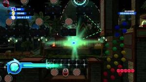 Sonic Colors (Wii) Dolphin 60 FPS Tropical Resort - Act 5 - S-Rank