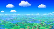 Windy Hill Background (Sonic Lost World Japanese Website)