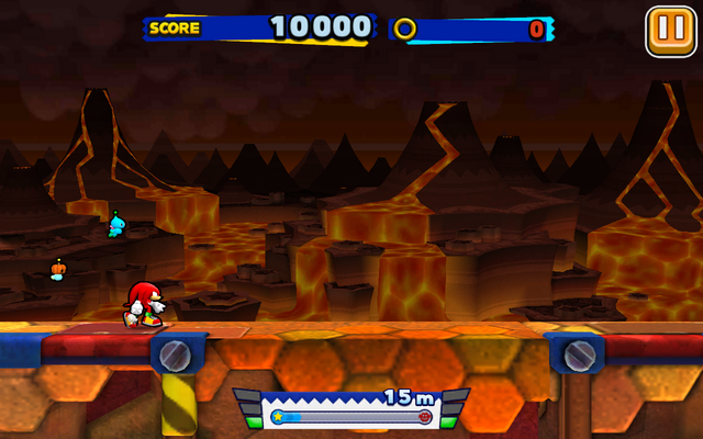 File:Lava Mountain (Sonic Runners) - Screenshot 1.png
