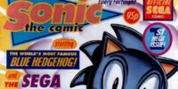 Sonic the Comic Issue 1