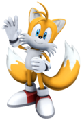 Sonic The Hedgehog (2006) - Tails - 1